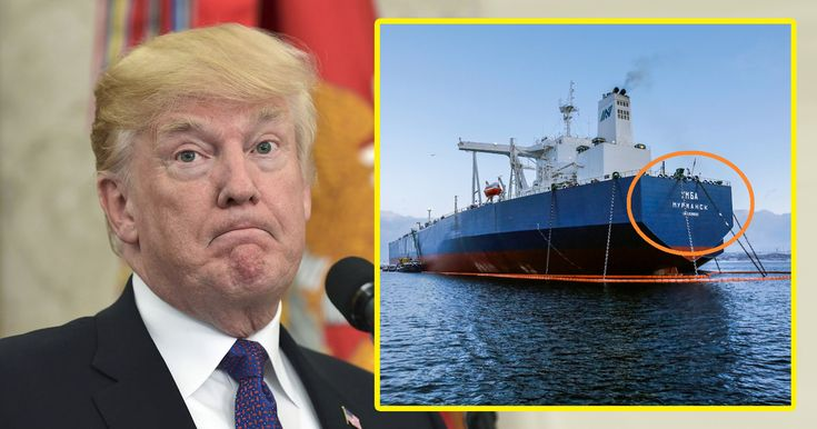 Trump Screwed Because We Just Found Out Who's Been Giving North Korea Oil & It's NOT China-----Trump attacked China yesterday morning and accused them of sending oil shipments to North Korea, in violation of U.N. sanctions on North Korea. China justifiably responded by putting Trump in his place, because Reuters just revealed who really has been sending oil into North Korea, and it's not the Chinese. It turns out that Russian …