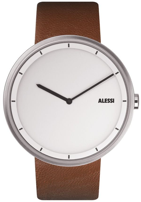 Alessi watch. Cool ! :)