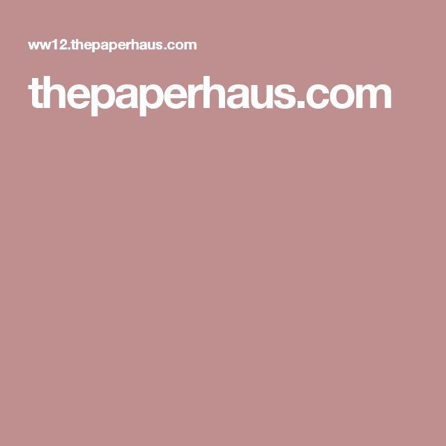 thepaperhaus.com