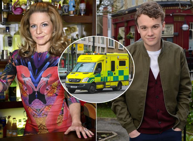 'EastEnders' Spoilers: Soap 'Rewrites Carter Stunt Scenes' After Ambulance Filming Accident   HuffPost UK