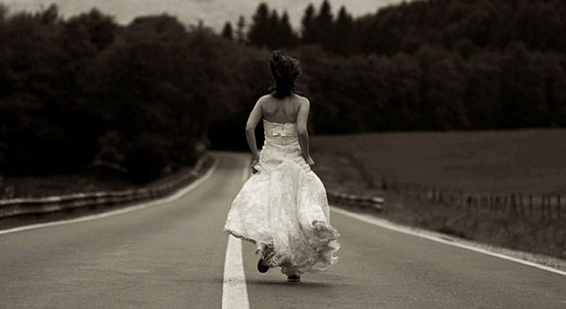 After years of marriage I've realized…I know nothing about marriage…