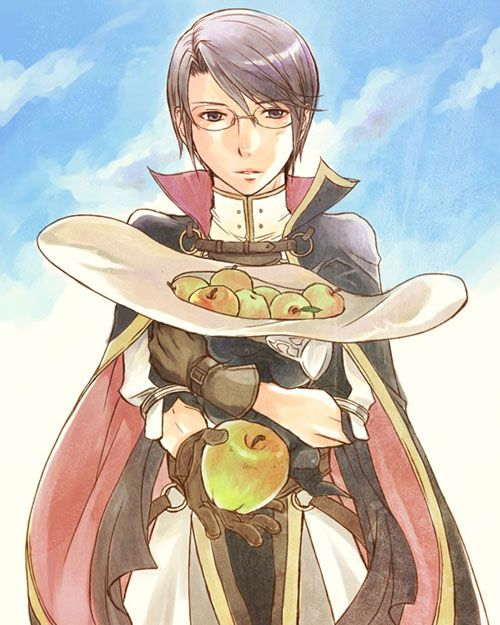 Laurent and GOLDEN APPLES, Fire Emblem Awakening