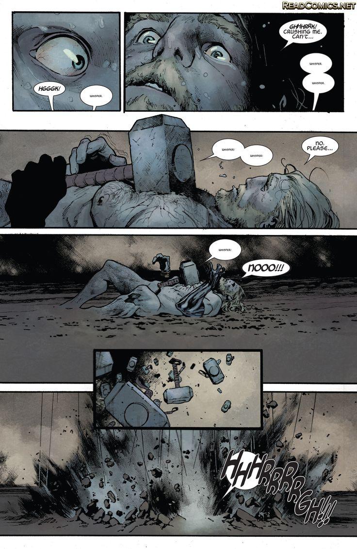 The Unworthy Thor (2016-) 2 Page 9