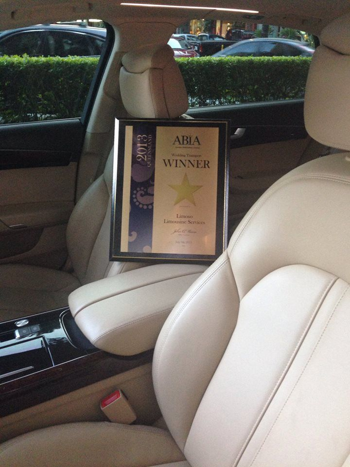 Luxury Audi A8 L Saloon - interior