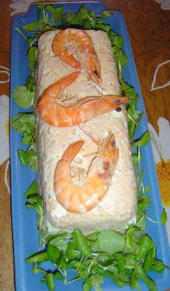 Terrine de poisson : la recette facile