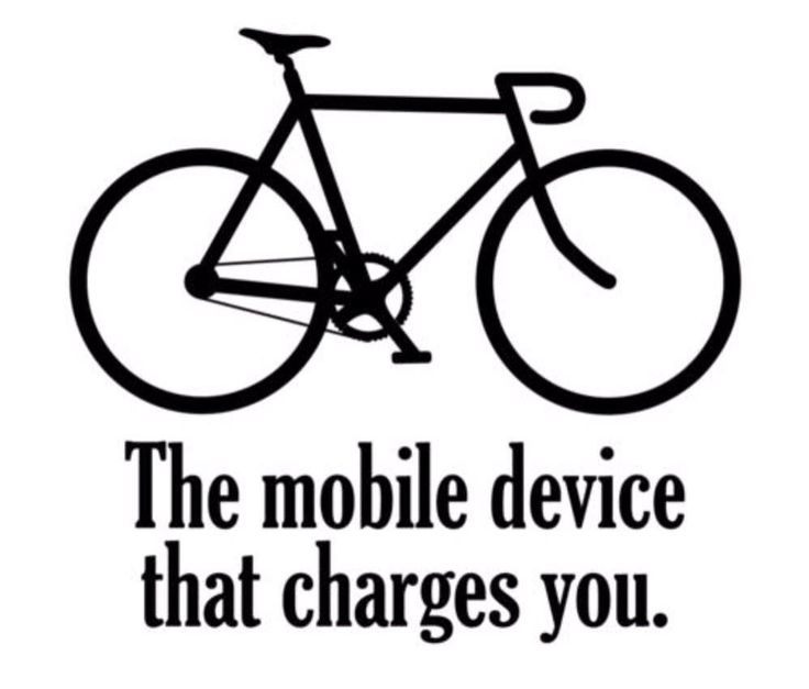 The mobile device that charges you.