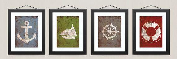 Antique Nautical Bathroom Ideas: Best 20+ Vintage Nautical Ideas On Pinterest
