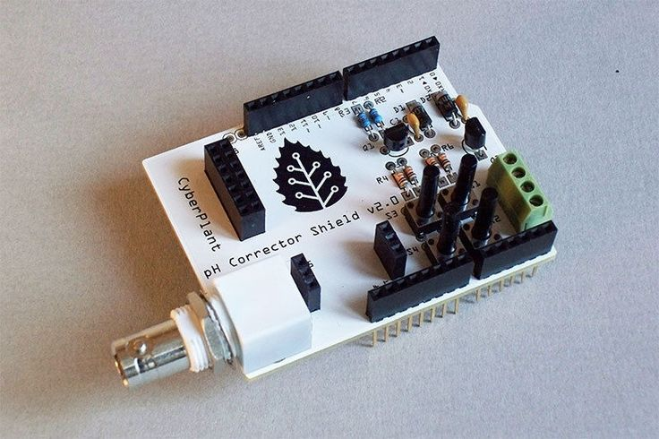 Arduino pH Corrector Shield