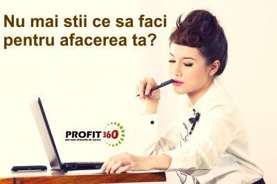 Cauti solutii noi pentru a-ti promova afacerea? Profit360 iti ofera cele mai bune alternative!