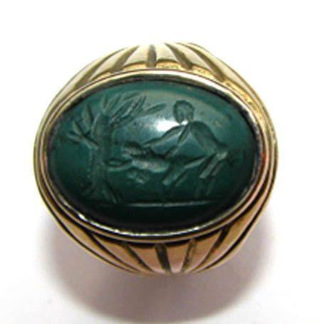 Original Cameo Ring