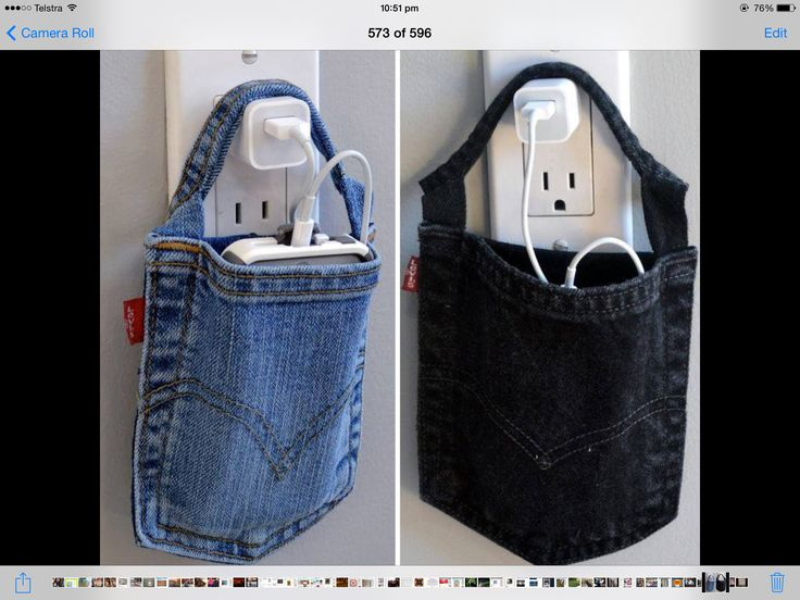 Charger bags
