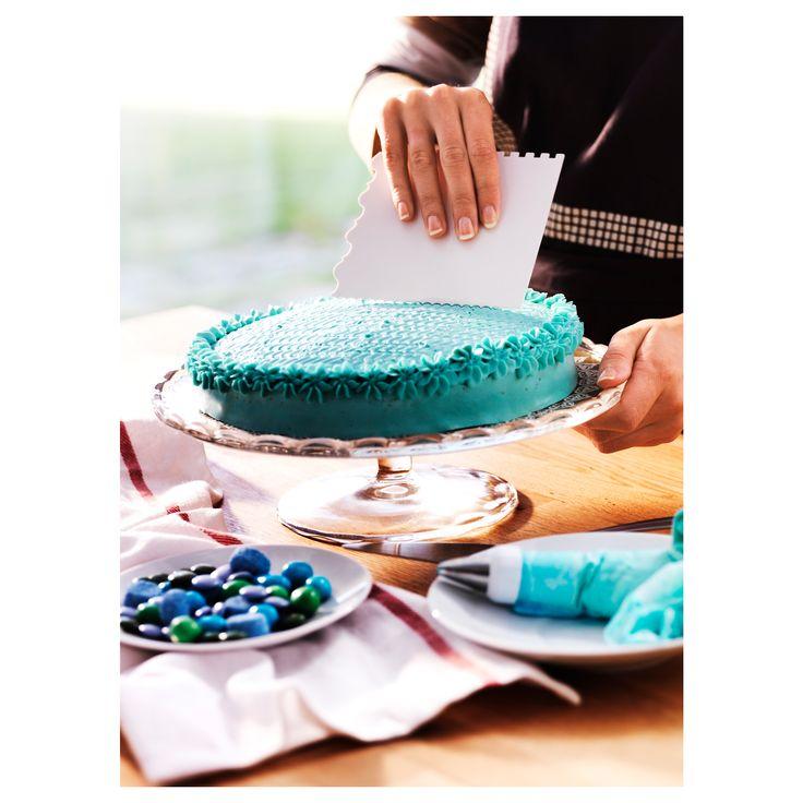 SMAKSAM Σετ διακόσμησης τούρτας - IKEA