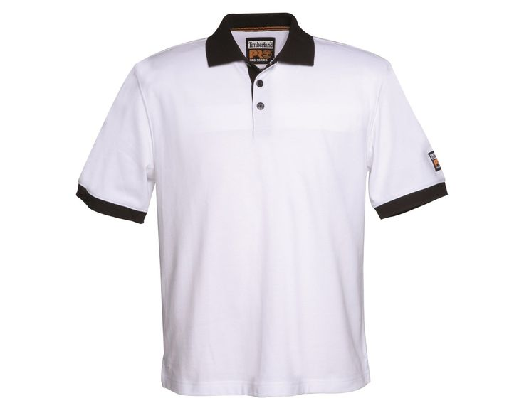 Timberland Pro 318 Short Sleeve Polo Shirt.  A classic and durable cotton pique polo shirt suitable for your day to day work or as part of your casual wardrobe.