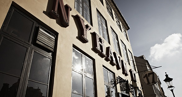 An authentic Danish experience - Nyhavn 17, a classic lunch and evening restaurant,