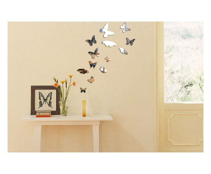 Set di specchi da parete in plexiglass - 13 pezzi | Dalani Home & Living
