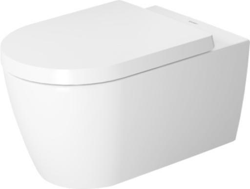 ME by Starck Toilet wall mounted Duravit Rimless® #252909 | Duravit
