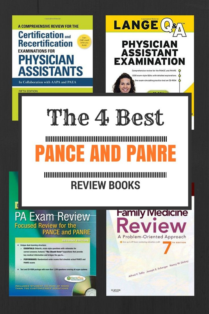 12 best books for physician assistants images on pinterest pa here is my list of the top pance and panre review books that have helped me fandeluxe Images