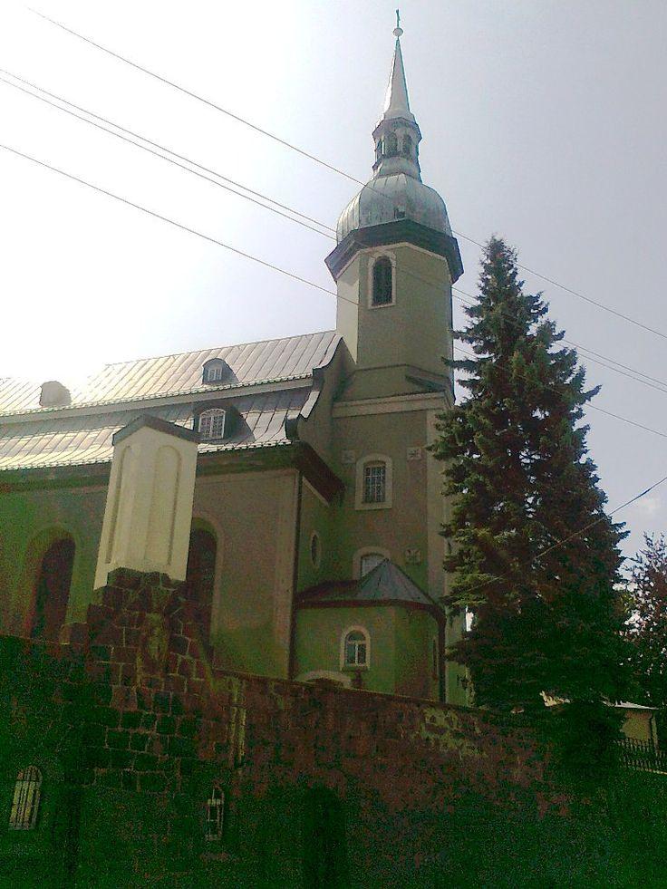 Kostel v Ebersbachu - Německo