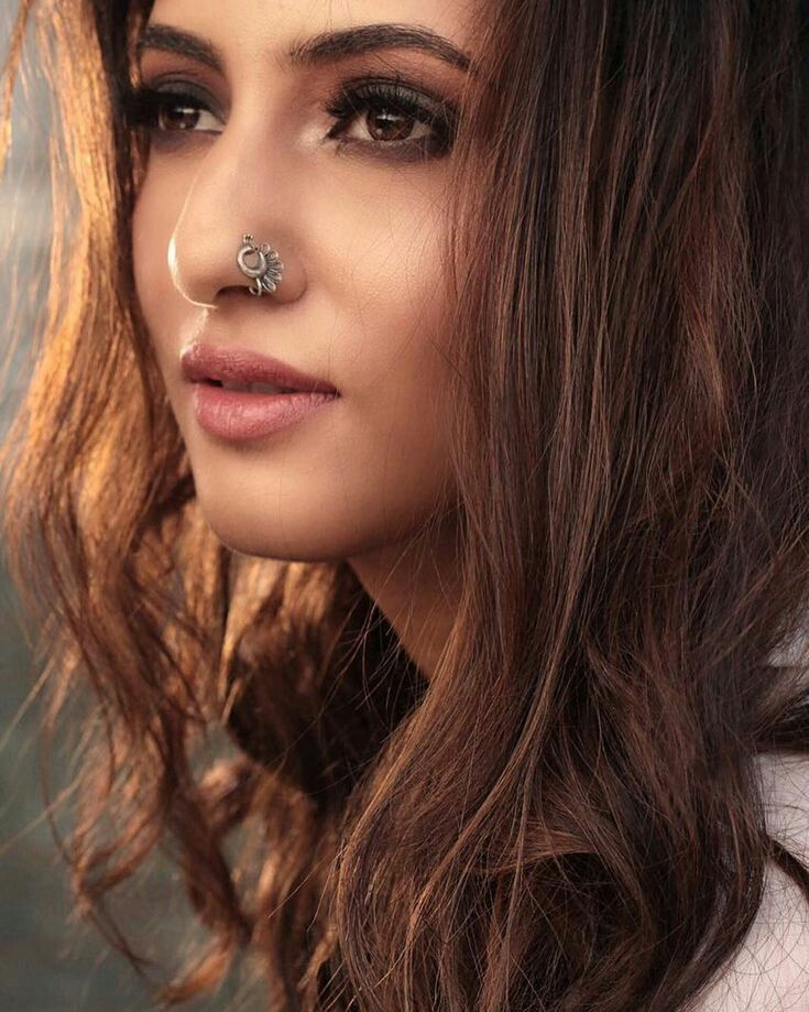 Latest Nose Pins Nose Rings And Nose Accessories 2019