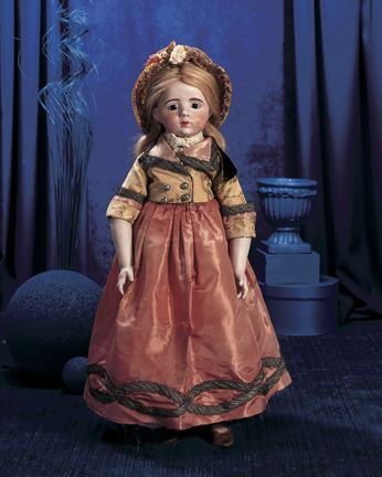 192 Best Doll Auctions Images On Pinterest Antique Dolls