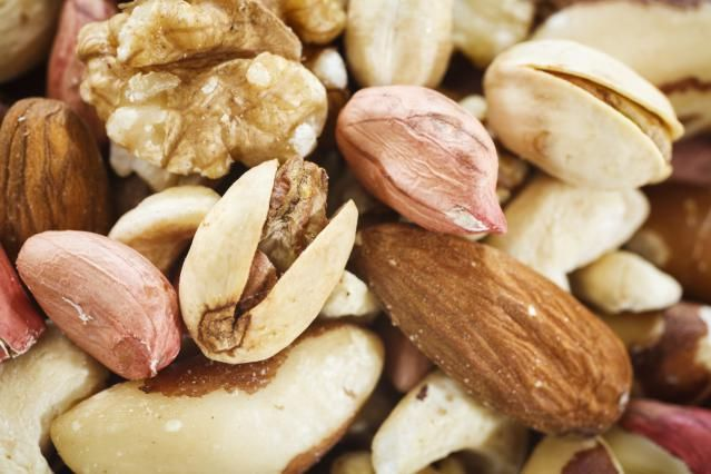 11 Tasty Foods that Reduce Your Dementia Risk: Nuts
