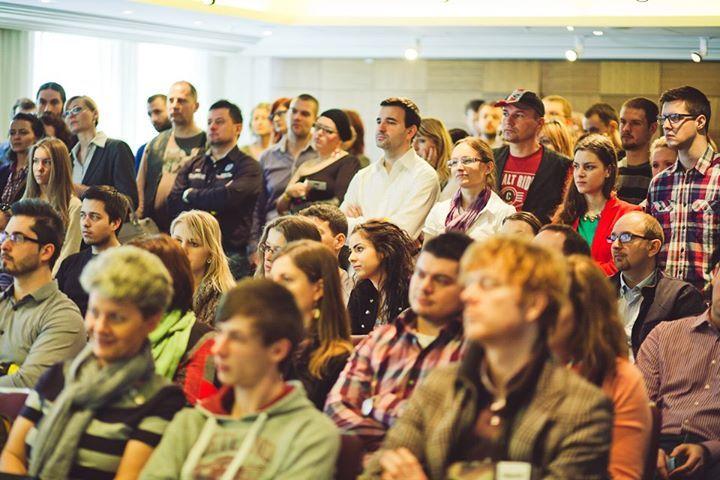 audience @ Coffeefest Slovakia 2013 #kavomilci #coffeelovers