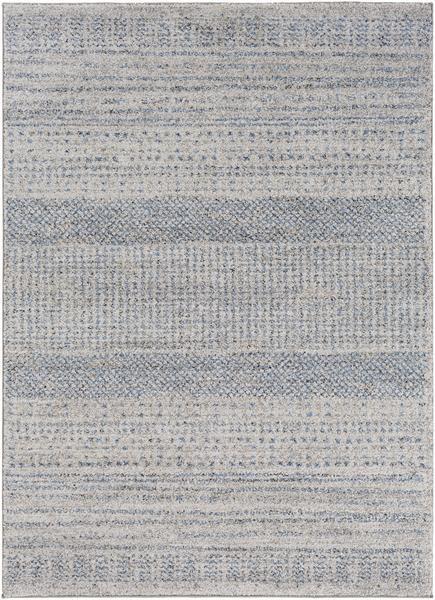 Medium Gray, Bright Blue, Black Pantone: 16-4402, 18-4141, 19-4005 Made in…