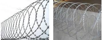 concertina wire - Google Search