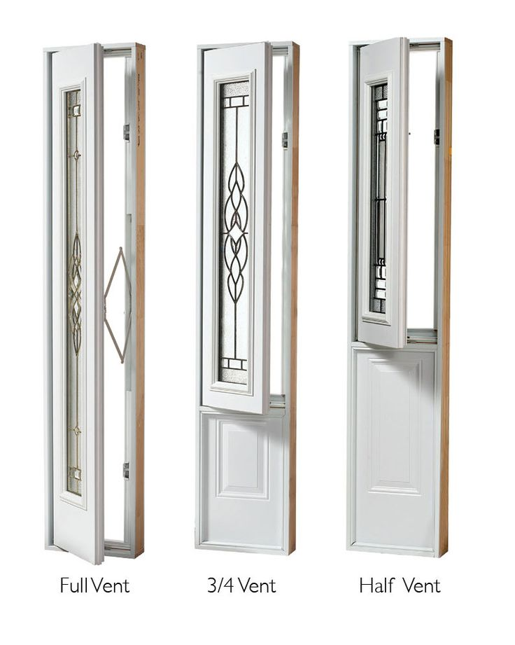 Want To Add More Light And Ventilation To Your Entry Door? Sunrise Venting  Sidelites Offer