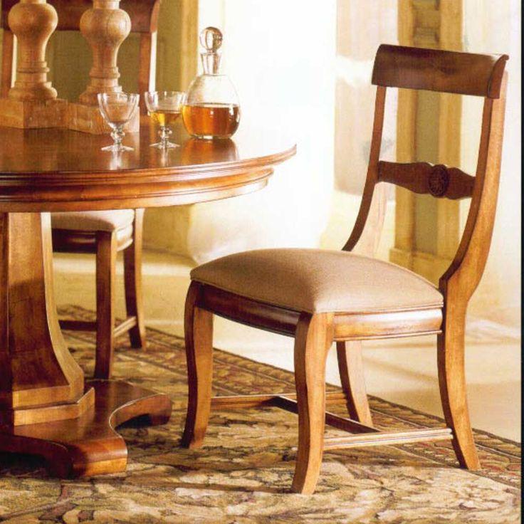 Tuscano Side Chair By Kincaid Furniture FurnitureNebraska MartDining TableDining
