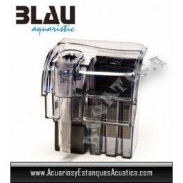 *** 14.50€ *** FILTRO CASCADA BLAU FM-120 PARA ACUARIOS http://acuariosyestanquesacuatica.com/home/223-filtro-cascada-blau-fm-120-para-acuarios.html