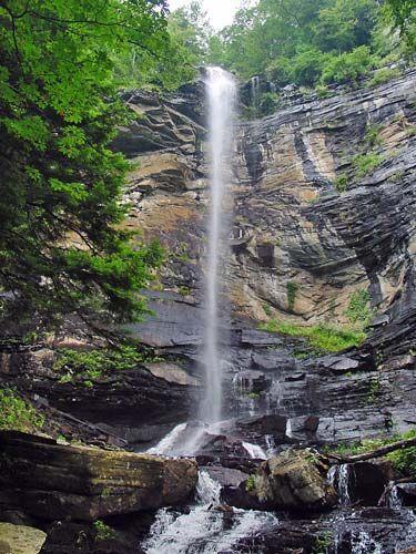 Rainbow Falls, South Carolina, Jones Gap State Park