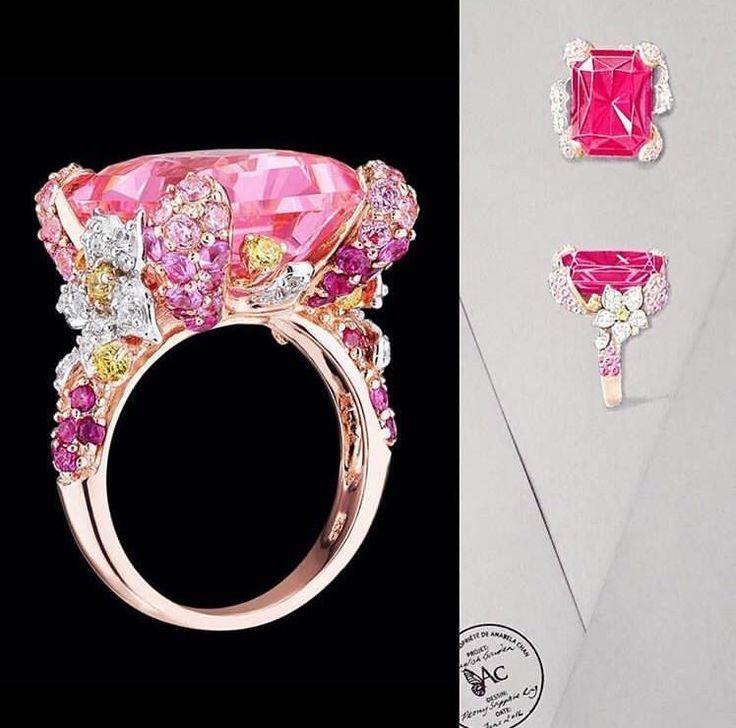 Pale Rose Cinderella Ring – ANABELA CHAN . LONDON