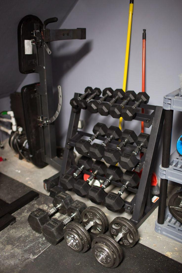 Crossfit garage gym yentzer fitness cross fit coach