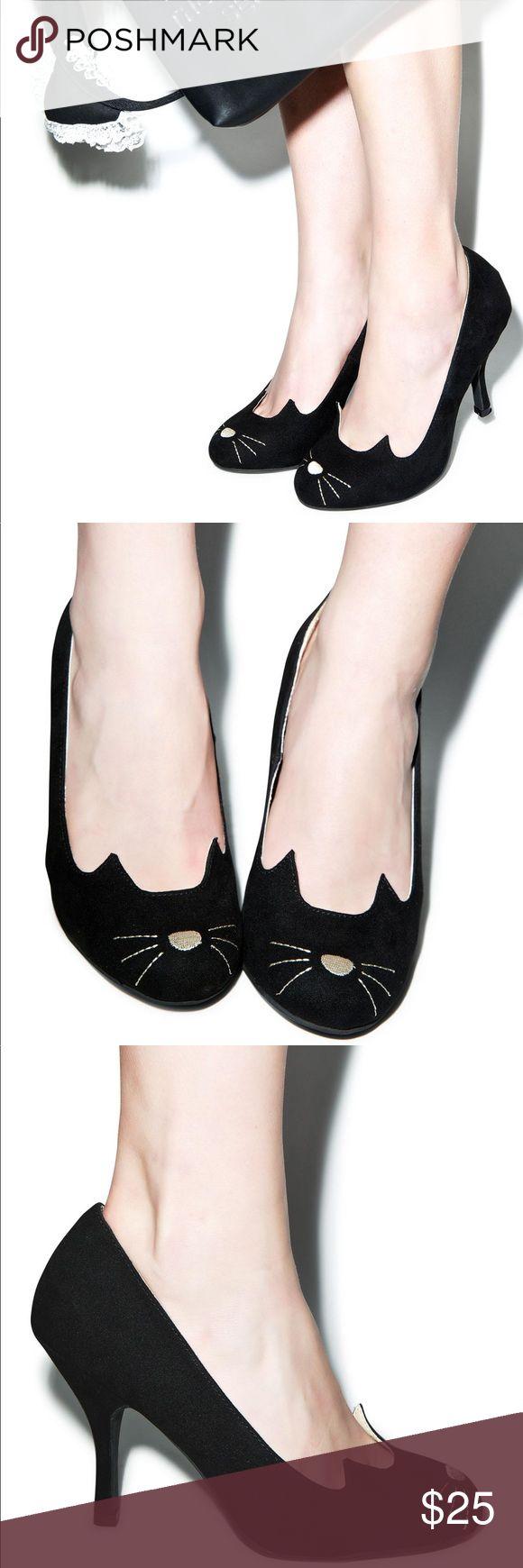 T.U.K SOPHISTAKITTY HEELS T.U.K. Sophistakitty Heels, denn jedes Outfit könnte …   – My Posh Closet
