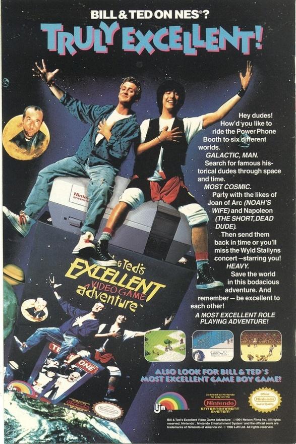 Video Game Ads, 1980s / 1990s   Retronaut