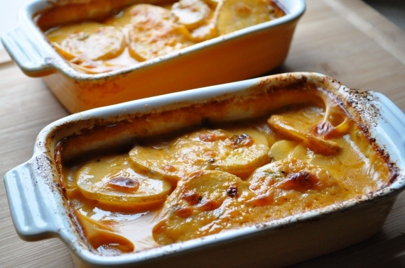 Gluten & Dairy Free Scalloped Potatoes | Mmmmmmm.....Yumminess ...