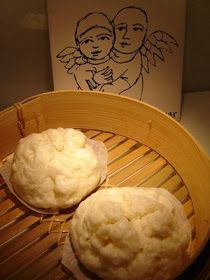 Thermomixer: Pork Buns in the Varoma