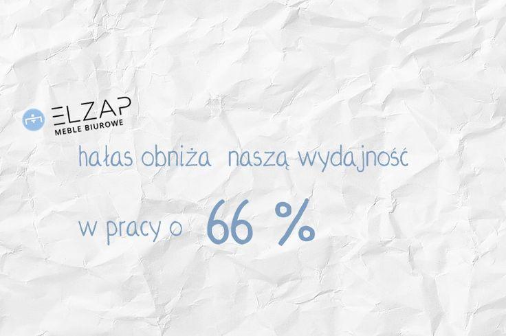 Twoje biuro jest głośne, a praca mało wydajna?? Elzap wie co zrobić by ją zwiększyć!  Nasze systemy akustyczne świetnie się w tym sprawdzą! http://krzesla.krakow.pl/pl/13-#selva&k=655&sc=731 Czekamy na Twój kontakt!  #elzap #meble #biuro #systemyakustyczne #design