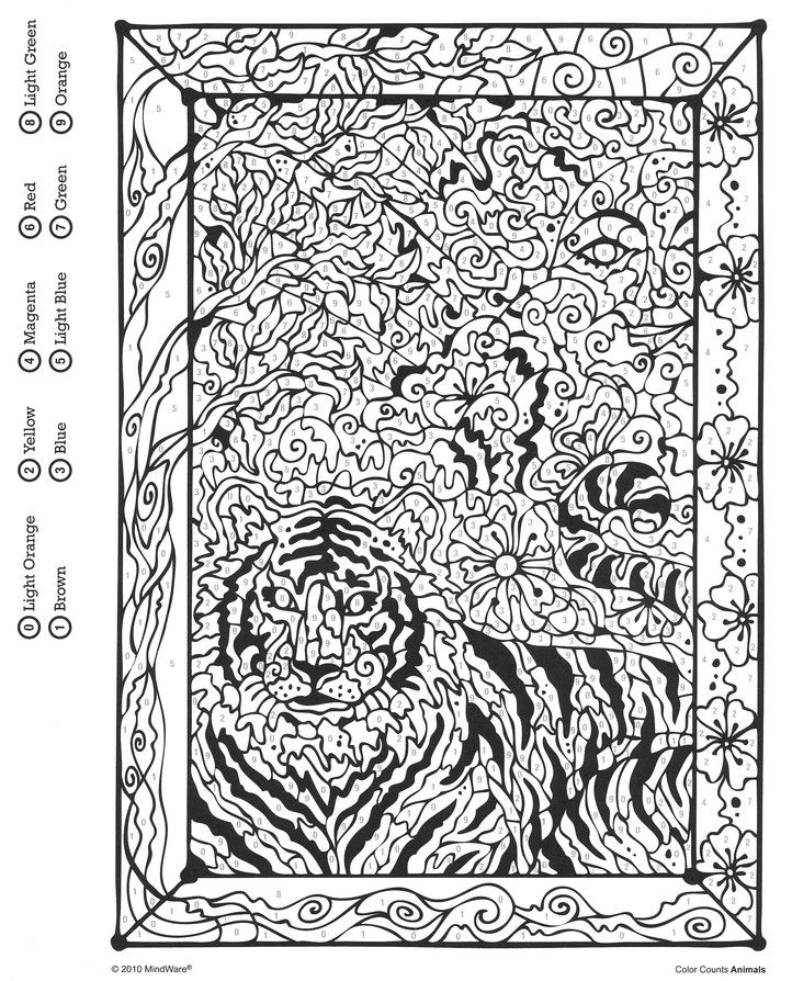 Mindware 2006 Coloring Pages   Coloring Page