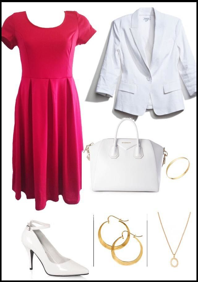 The 3 Easies of the Perfect Work Dress