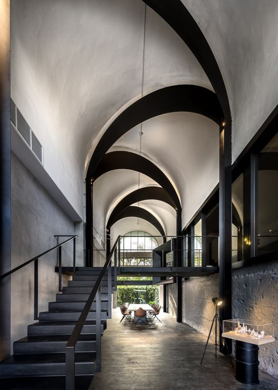 The finalists in the Inside World Festival of Interiors