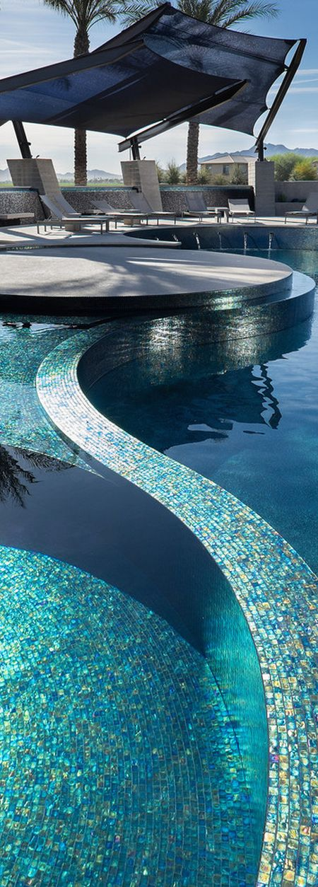 find this pin and more on swimming pools - Swimming Pool Tile Designs
