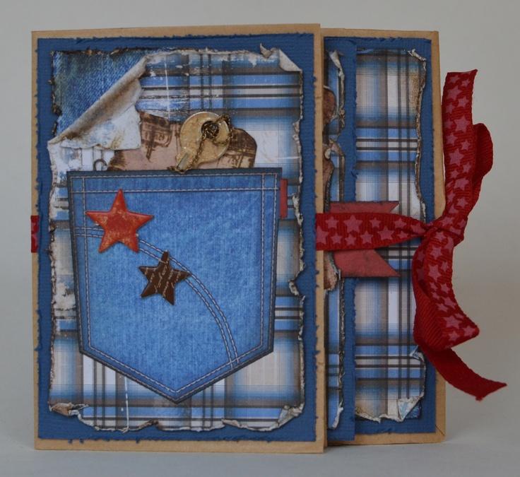 Pocketcard, Papirdesign