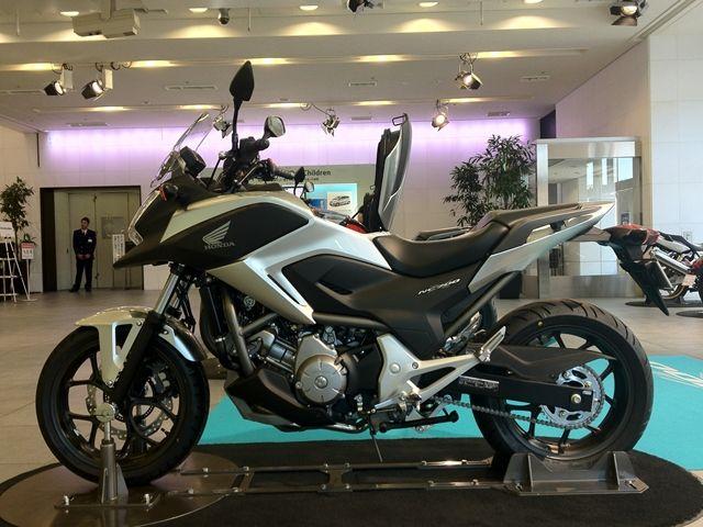 Honda「NC700X」