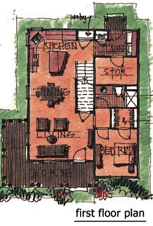 100k passive house  LEEDPlatinum-1st-floor