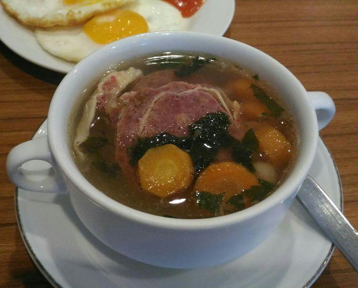 Sup rolade..seger