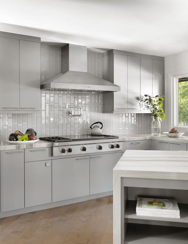 cool grays modern grey kitchen grey kitchen designs modern kitchen renovation on kitchen ideas gray id=70506