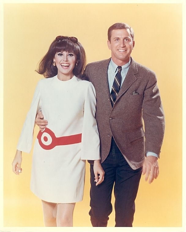 MARLO THOMAS TED BESSELL THAT GIRL RARE ORIGINAL COLOR 1967 ABC TV PHOTO | eBay