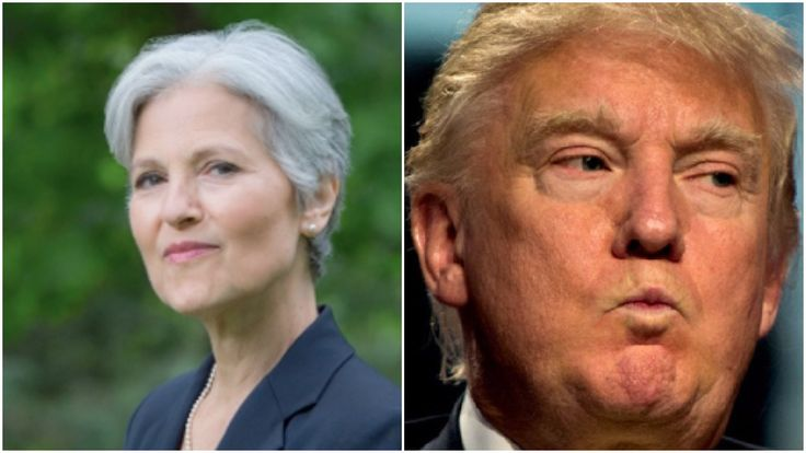 A Black Friday For Trump As Jill Stein Officially Files For A Recount In Wisconsin
